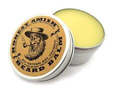 HONEST AMISH Beard Balm Leave-in Conditioner Natural Organic 60ml