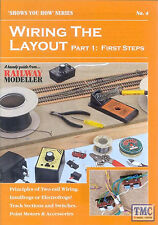 4 Peco Shows You How - Wiring the Layout - Part 1: 1st Steps NO.4
