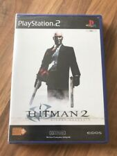 PS2:      HITMAN 2            NEUF / NEW        PAL