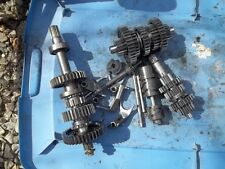 2001 BOMBARDIER TRAXTER 500 4WD TRANSMISSION GEARS