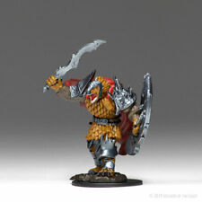 D&D Icons of the Realms Premium Miniatures: Dragonborn Fighter