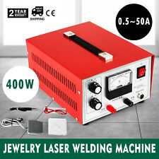 JEWELRY LASER WELDING MACHINE ELECTRIC PULSE SPARKLE SPOT WELDER JEWELRY TOOL