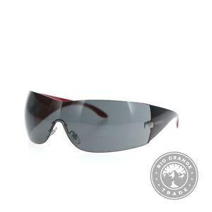 OPEN BOX Versace Adult Unisex VE 2054 100187 Gray Sunglasses in 100187