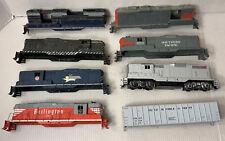 C6- HO Scale Mixed Athearn Locomotive Shells Lot