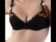 MILLESIA soutien gorge push-up BRA 90B noir Lolita neuf avec étiquette