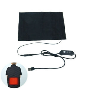 Man Pet Waterproof Health USB Electric Heating Pad Heater Warmer Mat Bed Blanket