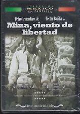 DVD - Mina, Viento De Libertad NEW Collecion En Pantalla FAST SHIPPING !