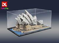 Display King- display case for LEGO Sydney Opera House 10234( Sydney Stock)
