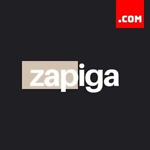 Zapiga.com - 6 Letter Domain Name -.COM Dynadot Domains - EstiBot Appraisal $600