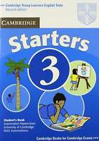 Cambridge Young Learners English Tests Starters 3 Student's Book: Examination Pa