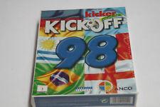 KICK OFF 98 (PC) EUROBOX Boîte en carton Box article neuf new