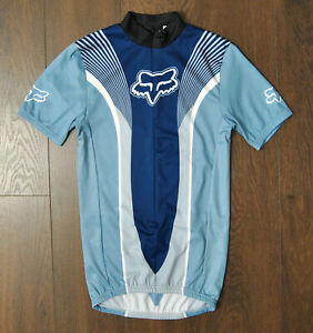 SHIRT FOX CYCLING JERSEY SIZE M