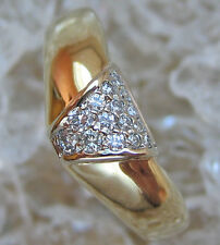 ✨0,20 ct✨ Diamant Ring in aus 585 Gold mit Brillanten Brillant with Diamond H VS