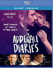 The Adderall Diaries Blu-ray Disc + Digital HD