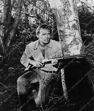 1407-05 Richard Widmark and his Winchester western film The Last Wagon 1407-05 1