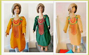 kids Girls pakistani eid collection indian kurta kurti Eid partywear dress