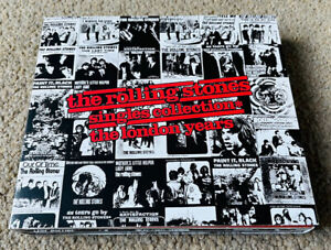 The Rolling Stones - Singles Collection (The London Years, 2002) 3 x SACD CD