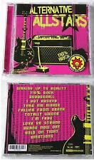ALTERNATIVE ALLSTARS - 100 % Rock .. CD TOP