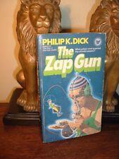 Philip K. Dick - The Zap Gun Dell pb 1978