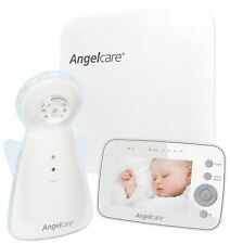 Angelcare AC1300 DIGITAL VIDEO MOVEMENT & SOUND BABY MONITOR Baby Safety BN