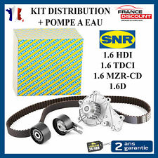 Kit Distribution + Pompe a Eau SNR KDP459.420 Berlingo Partner Expert 1,6 HDi