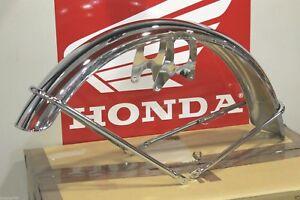 HONDA Guardabarros Delantero Original Para CB750 Four K0-K1-K2