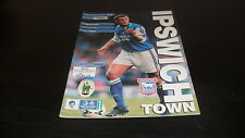 2nr Ipswich v Norwich City Programmes 1998-99 and 1999-00