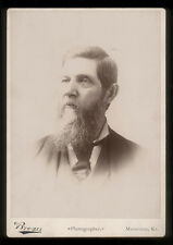 c1890 Imperial Cabinet Card R.A. Toup, Maysville, Kentucky by W.L. Brosee