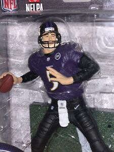 McFarlane NFL Series 33 JOE FLACCO action figure (Baltimore Ravens!)