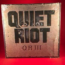QUIET RIOT QR III - 1986 USA Vinyl LP + INNER EXCELLENT CONDITION