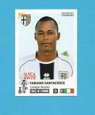 PANINI CALCIATORI 2011-2012-Figurina n.396- SANTACROCE-PARMA-NEW