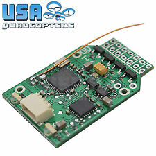 Micro MWC Brushed Flight Controller DSM2 Compatible Rx for Micro Drone 2.4ghz