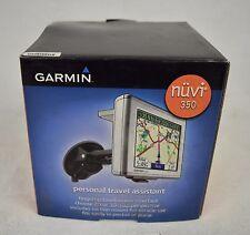 Garmin GPS Navigation Nuvi 350 Charger Car Mount