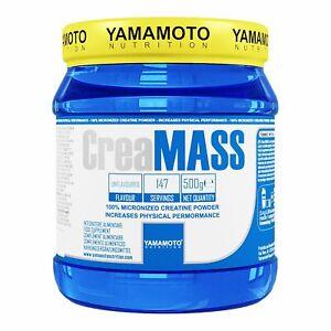 Yamamoto Nutrition CreaMASS 500 Grams