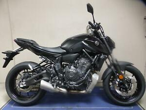 NEW 2021 Yamaha MT-07 ABS Black IN STOCK NOW!!! LAST ONE!!