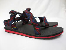 c186f77d2d2 NEW Columbia RED RIVER PRINTED SANDALS Sport Hike Travel BACK STRAP Mens 10  Shoe