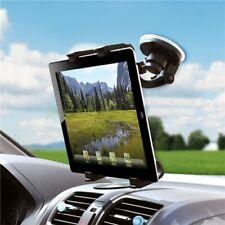 Car Mount Tablet Holder Windshield Swivel Cradle Window Dock Stand for Tablets