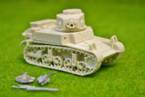 WW2 U.S. M3 Stuart tank 1/56 scale – 28mm Blitzkrieg Miniatures