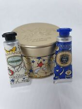 Loccitane Castelbajac Paris Hand Cream Gift Tin #Almond Delicious & Shea Butter