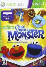 Sesame Street: Once Upon A Monster - Xbox360
