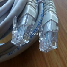Lot of Five (5).6 1/2 ft New Cat5 Ethernet Lan Network Cable connection cord
