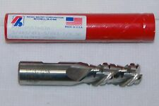 """2 FL For Aluminum LH SwiftCarb 5//8 x 5//8 x 3 x 5/"""" Carbide Left Hand End Mill"""