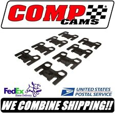 "Comp Cams SBF Ford Adjustable Flat Guide Plates 5/16"" Pushrod 7/16"" Stud 4835-8"