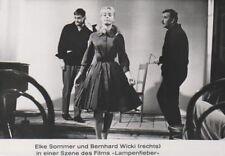 ELKE SOMMER / BERNHARD WICKI (Pressefoto '59)