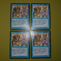 Portent x4 Ice Age 4x Playset Magic the Gathering MTG
