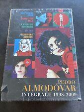 PEDRO ALMODOVAR COFFRET 5 DVD INTEGRALE 1998 - 2009 PATHE FRANCE