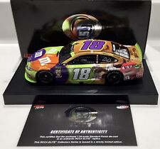 """2019 1/24 #18 Kyle Busch """"M&M's Halloween """"Elite - Camry 1 of 144 SD Shipping"""