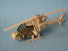 Matchbox Mission Chopper Helicopter Army Desert Camo SAS Toy Model UB