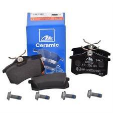 Original ATE 13.0470-2820.2 Ceramic Bremsbeläge Bremsbelagsatz hinten für VW