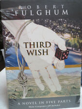 Third Wish by Robert Fulghum (2-Volume Boxed Set with CD) Paperback NEW